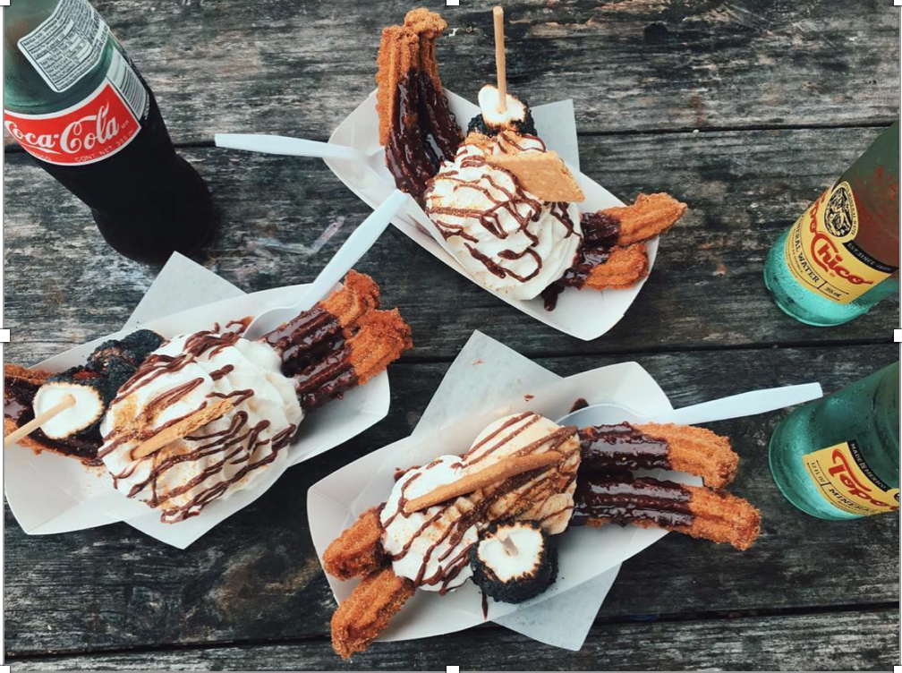 Photo from Churro Co. Instagram
