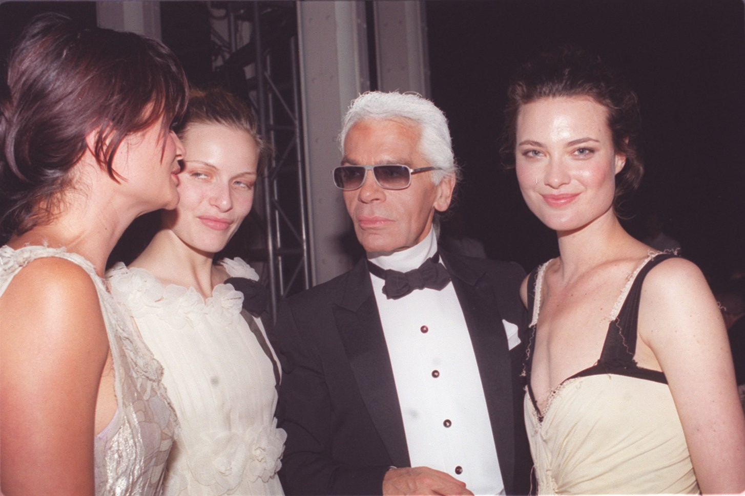 A Tribute To Karl Lagerfeld King Of Fashion Blend
