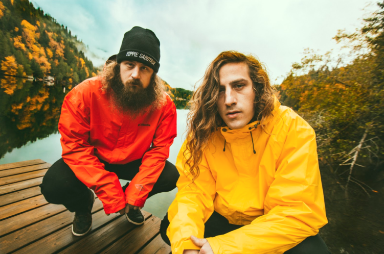 Hippie Sabotage from edm.com