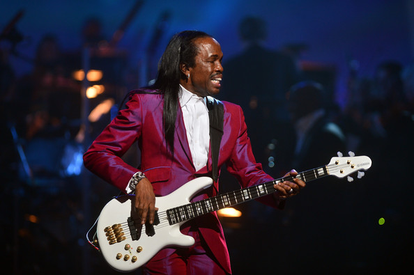 Verdine White from 11th Hour