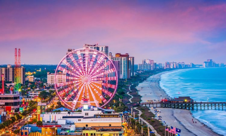 Myrtle Beach,    Photo from Reserve Direct