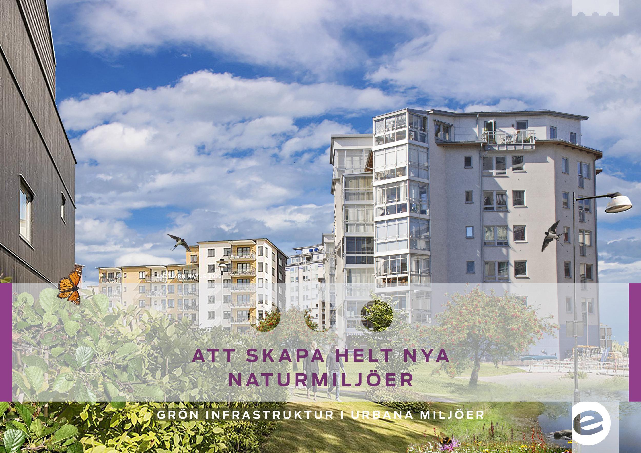 Handbok om att skapa natur i urbana miljöer