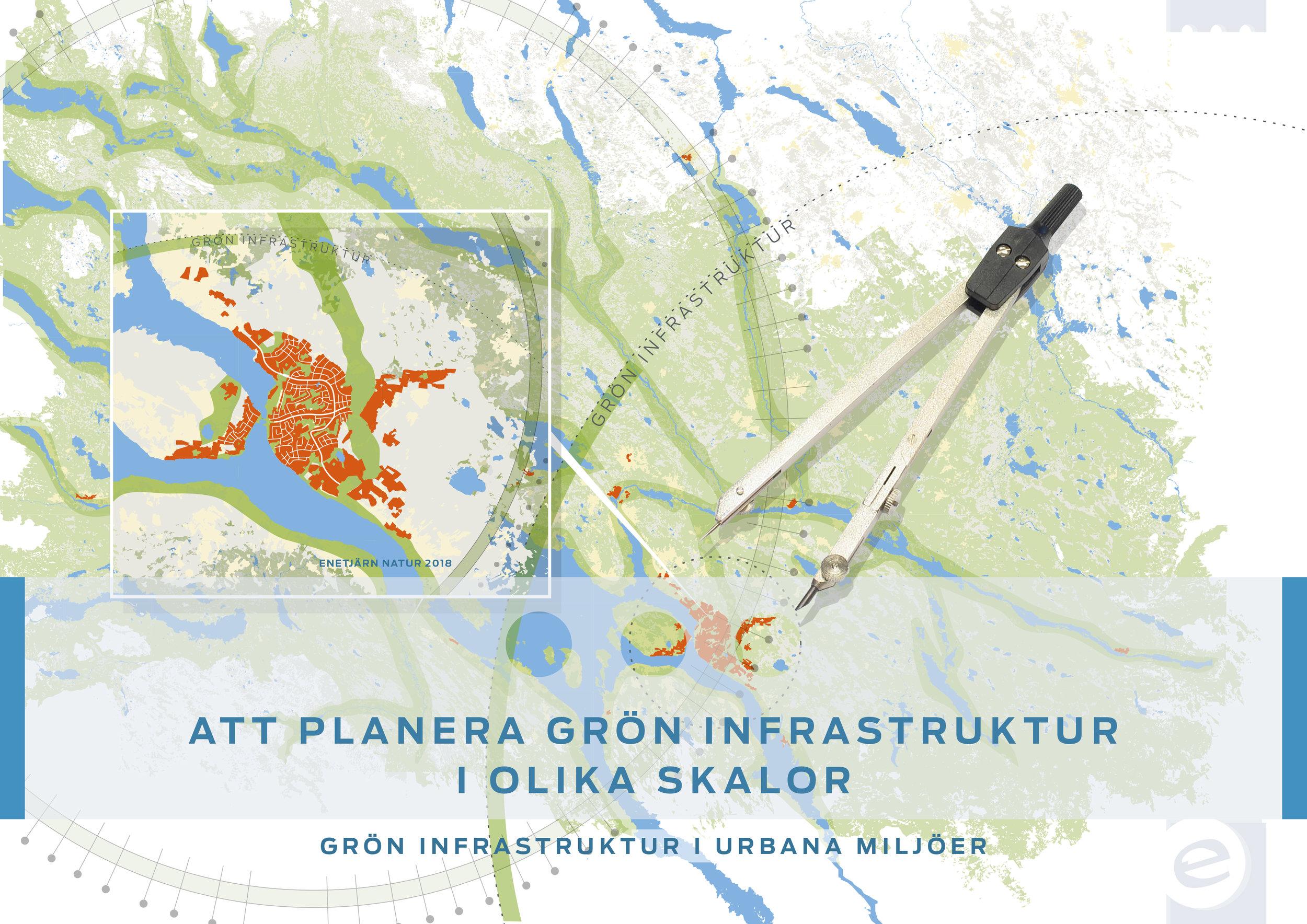 Handbok om att planera grön infrastruktur i olika skalor