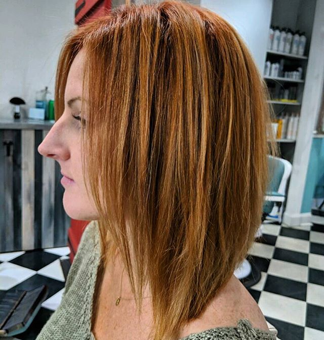 ⚡Ⓡⓔⓓⓢ ⓣⓤⓡⓝ ⓗⓔⓐⓓⓢ⚡ . . ✨Brought to you by @brefreakincade ✨ . . . . #balayageombre #babylights #blondehair #njstylist #thebtcteam #njhair #asburypark #bradleybeach #njbesthair @njbeststylists #stylistssupportingstylists #hairoftheday #hairporn #balayage #goldwellapprovedus @goldwellus #redhair