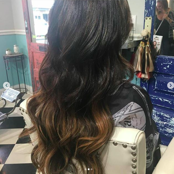 Extensions & styling by  EVELYN .