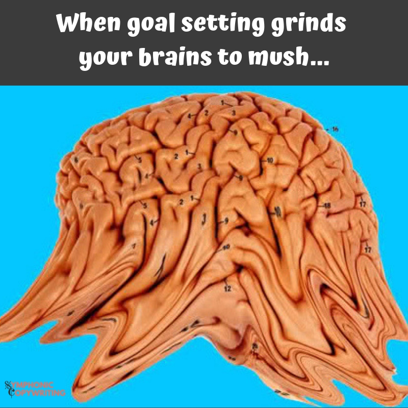 When goal setting grinds your brains to mush.jpg