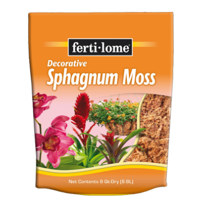 Decorative Sphagnum Moss