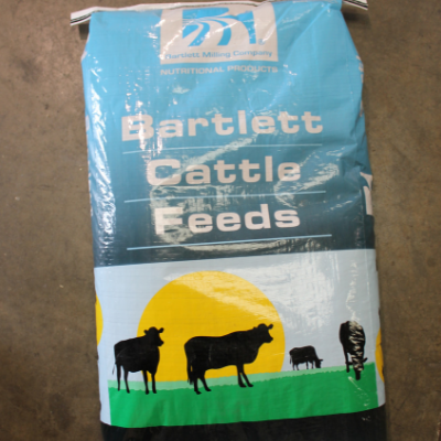 Bartlet Milling Company Fortified Cattle Pellets