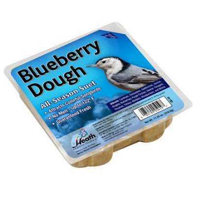 Heath Blueberry Dough Suet