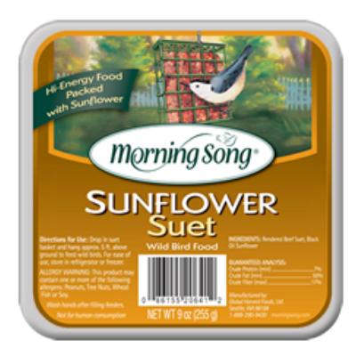 Morning Song Sunflower Suet