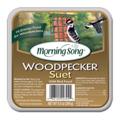 Morning Song Woodpecker Suet