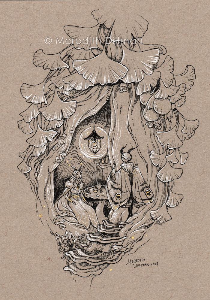 Fairy Courtship