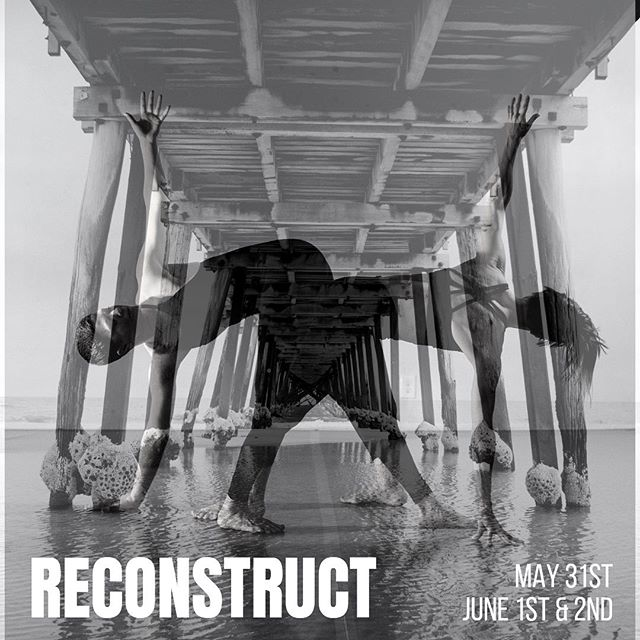 """Get your tickets now! RECONSTRUCT is the first enterprise of Pitch+Roll Productions, dedicated to building community and audience in the dance and art scene in Seattle. In this first installment, Jaime Waliczek of Jerboa Dance and Stella Kutz of Yaw Theater team up to create Notions//Forms, joined by Beth Terwilliger's The Gray, building on the theme of reconstruction. Notions//Forms dives into situations that can overwhelm us, and reduce us to splinters and rubble. Often times, this is a necessary tribulation, just the beginning of us coming through to be better, more actualized humans. """"The wound is the place where the light enters you""""-Rumi. The Muse(s) is an exploration, celebration, and re:construction of five characters and their stories from the world of ballet. After becoming inspired, angered, or ultimately disenchanted by female characters and female roles, The Muse(s) is a cathartic process of reimagining, celebrating, and reconnecting to these women whose stories are so publicly told. This work is just the beginning of an exploration into empowerment and a re:construction that will allow for us to heal from the past. Showtimes are May 31st and June1st at 7:30pm, and a 2pm matinee on June 2nd at Yaw Theater in the Georgetown neighborhood of Seattle. Tickets are available at brownpapertickets.com. Presale is $18, $25 at the door, and to make art more accessible to the community, the Sunday matinee is pay-what-you-can."""