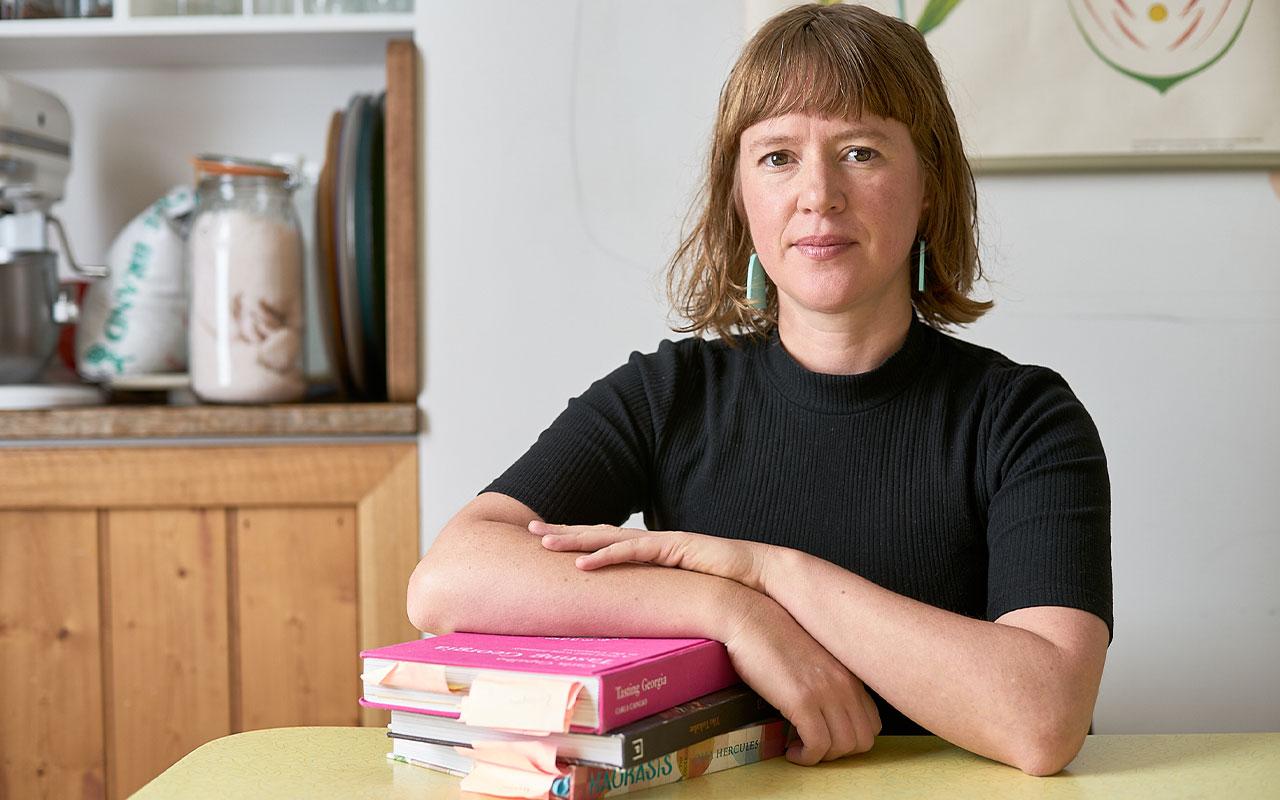 Megan Quill - Festival Food Curator