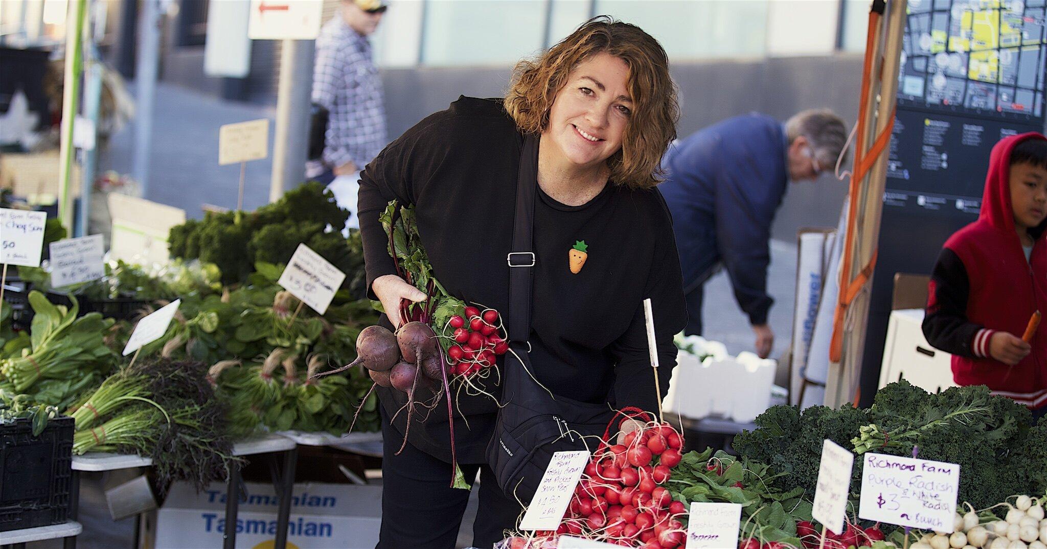 Leah Galvin - Food Curator, Eat Well Tasmania