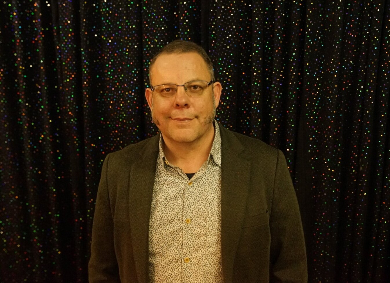 Andrew Harbison - Music and Entertainment Programmer, New Year's Eve
