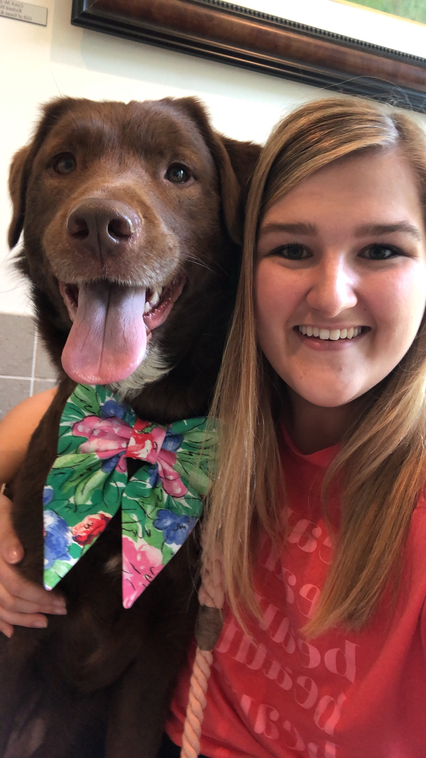 Kellie here. 26 year old dog mom from Raleigh, NC. Ultimate dog mom to Mako! We're like two peas in a pod, getting ready for our next adventure! Stay Tuned for more!