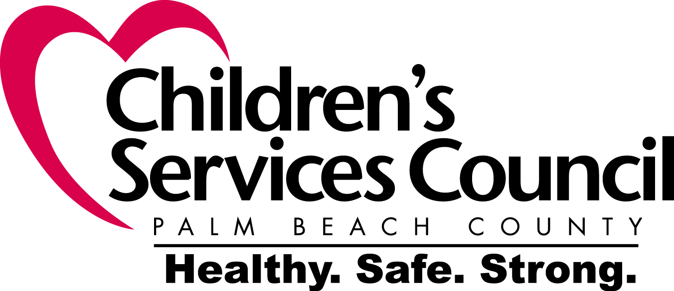 Children Services Council of Palm Beach County Logo