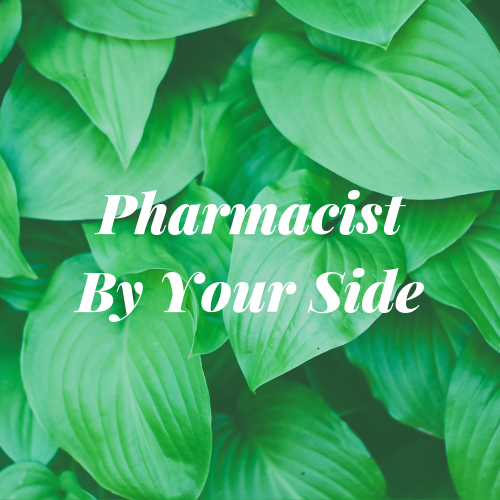 PharmacistByYourSide - Website