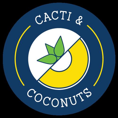 Cacti & Coconuts - Website