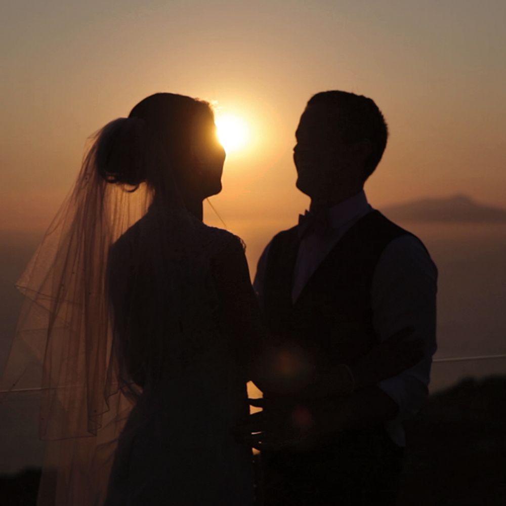 Diana + Greg, Sorrento Amalfi Coast - Destination Wedding Italy