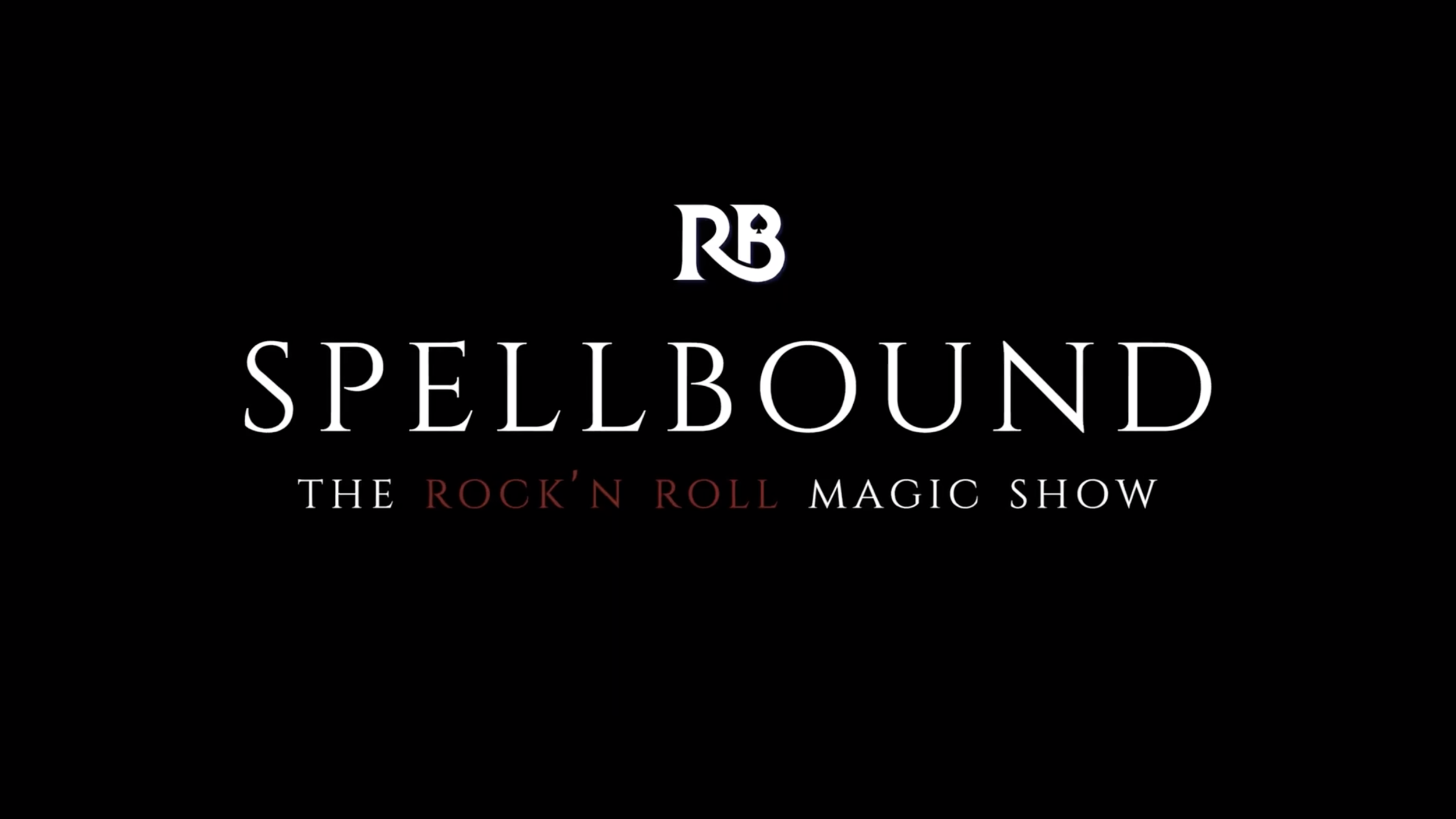 "Musical Magic Show 'Spellbound"" Trailer"