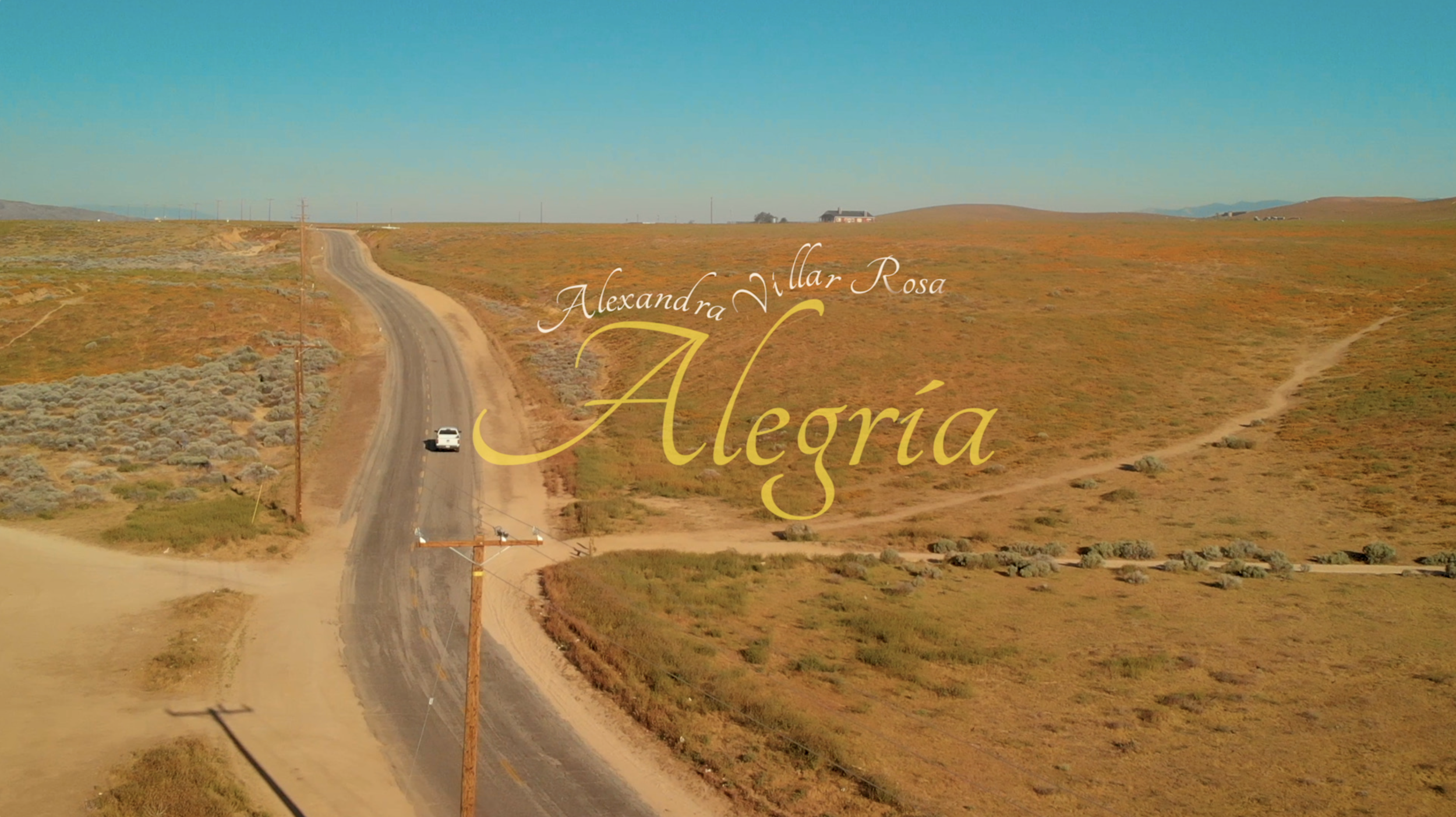 Music Video 'Alegria' Ft. Alexandra Villar Rosa