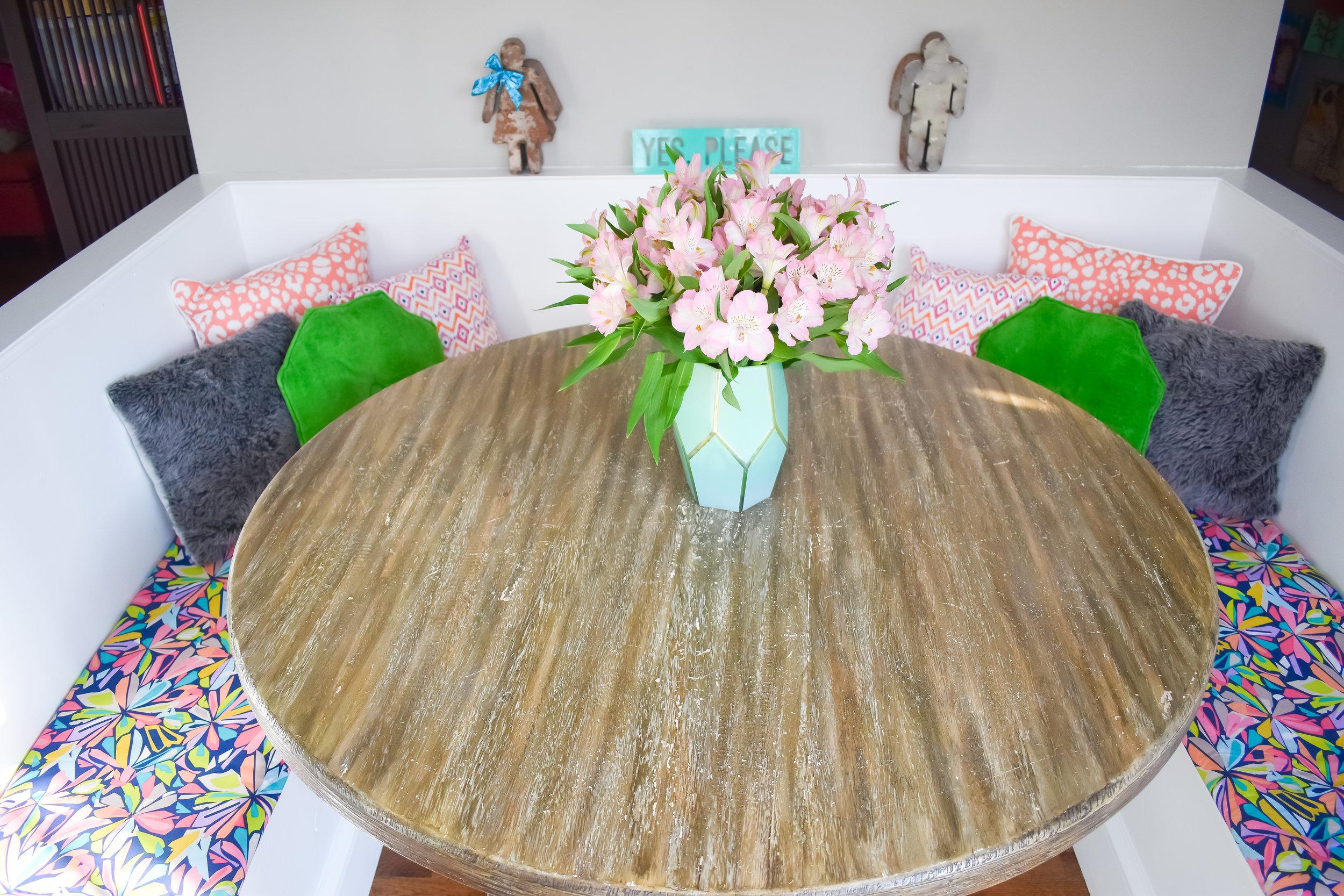 Fabric:  Maude Asbury Geo Fabus