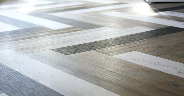 The variation of this vinyl herringbone option  made me happy just looking at it!