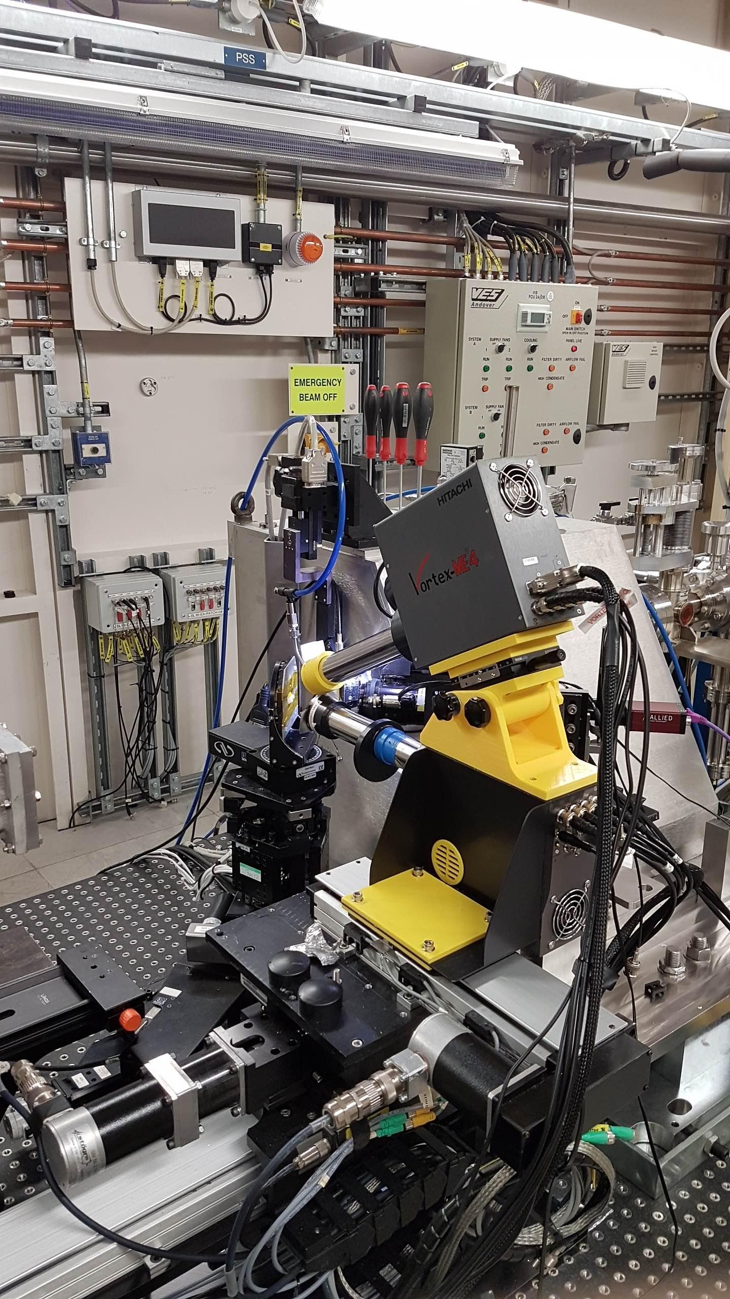 Diamond Synchrotron (oxford)
