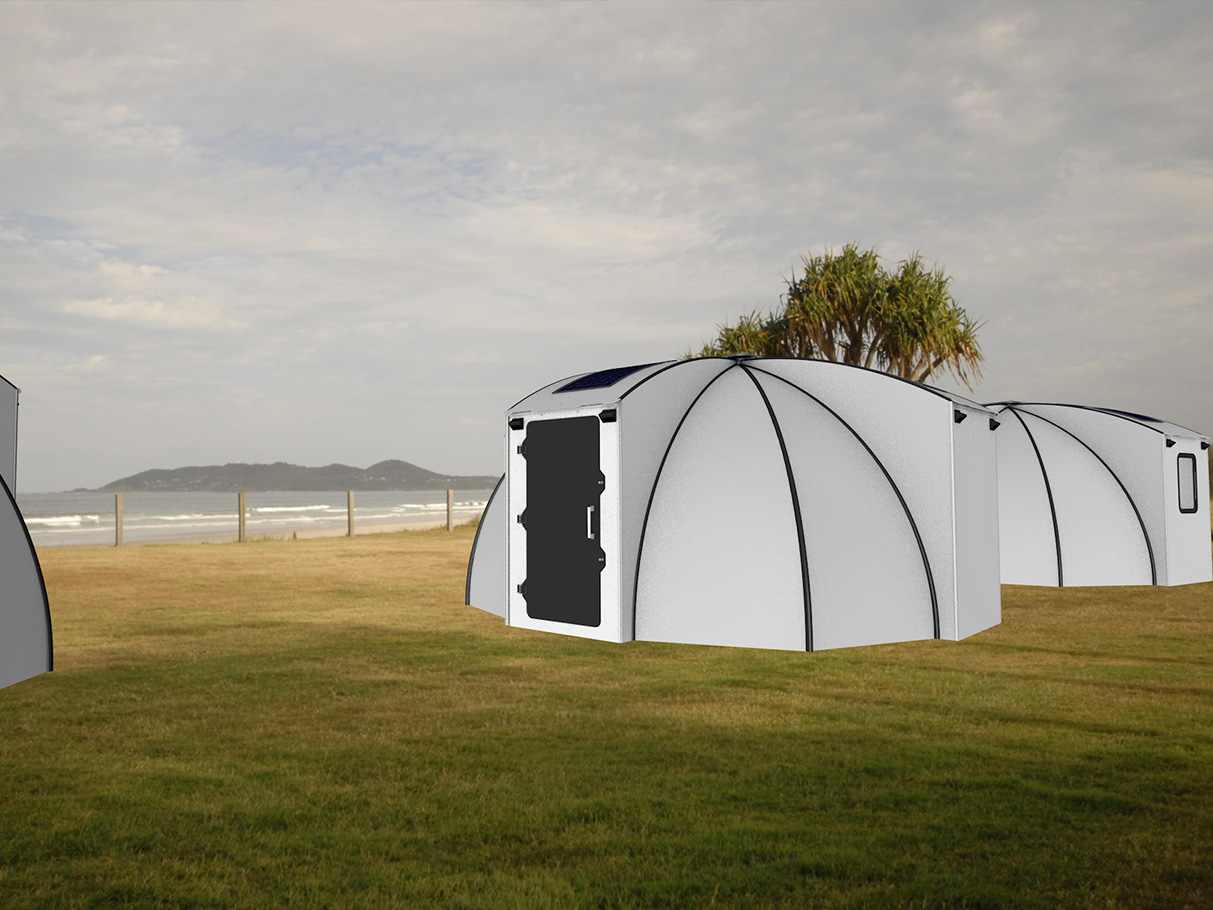 Temporary or Longer Term - The FlexDome shelters can be used for as long as required – their estimated lifespan is a minimum of 3 years.