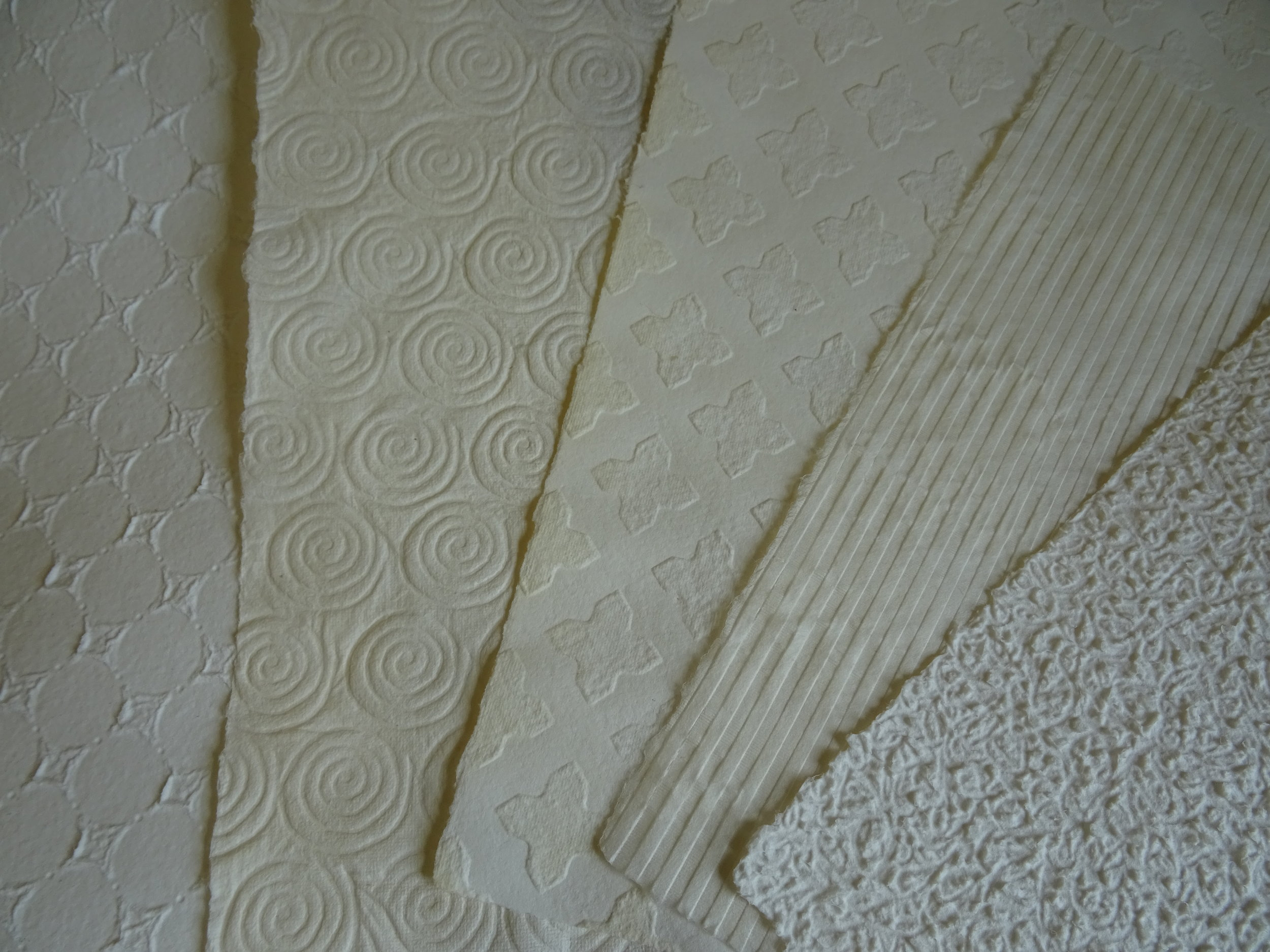 papers textured by embossing.JPG