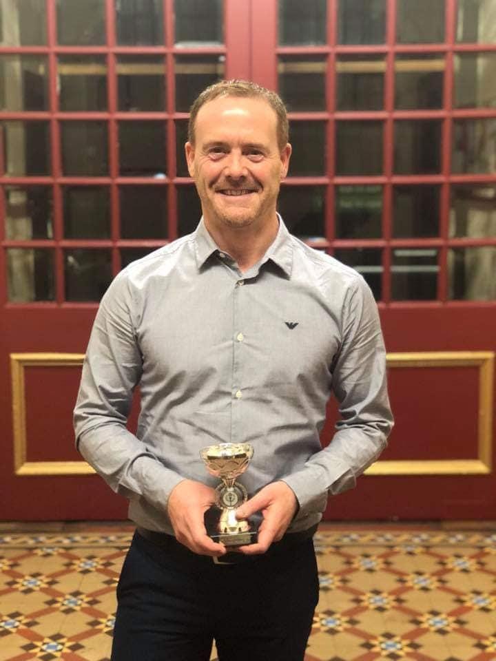 Alan Mackay, Vet 2 Male Winner