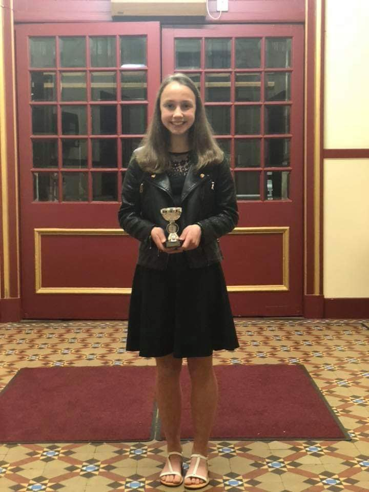 Alexandra Ross, Tristars 3 Female Winner