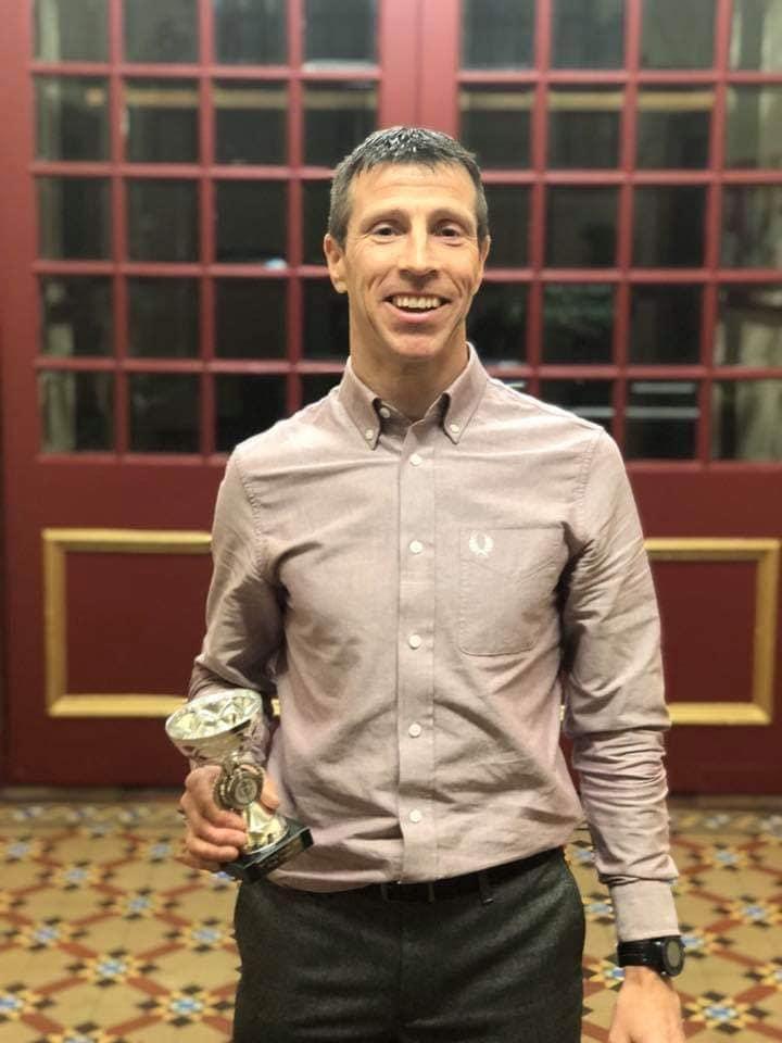 Derek Simpson, Vet 3 Male Winner