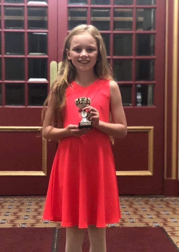 Emily Rankin, Tristars 1 Female Winner