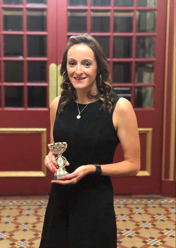 Fiona MacFarlane, Senior 4 Female Winner