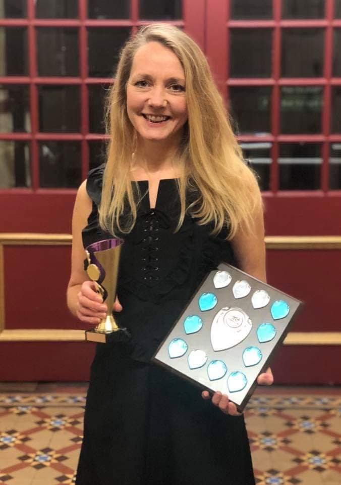 Fiona Ross, Female Athlete of the Year