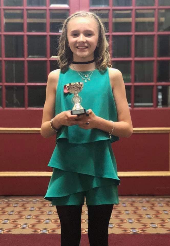 Mirren Stewart, Tristars 2 Female Winner