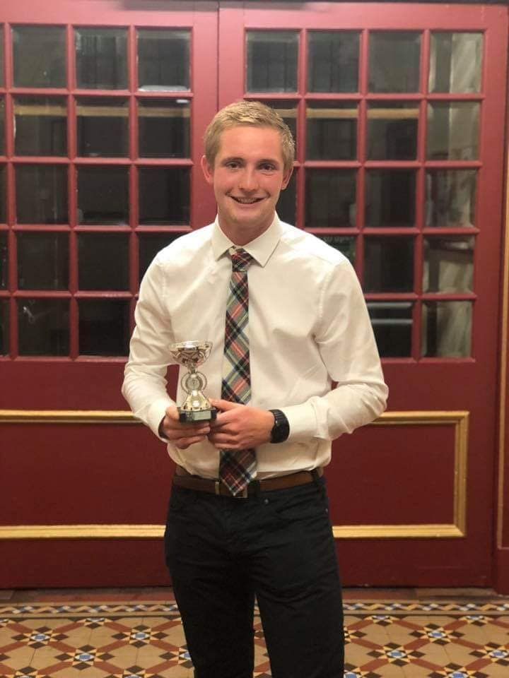 Scott Walton, Senior 2 Male Winner