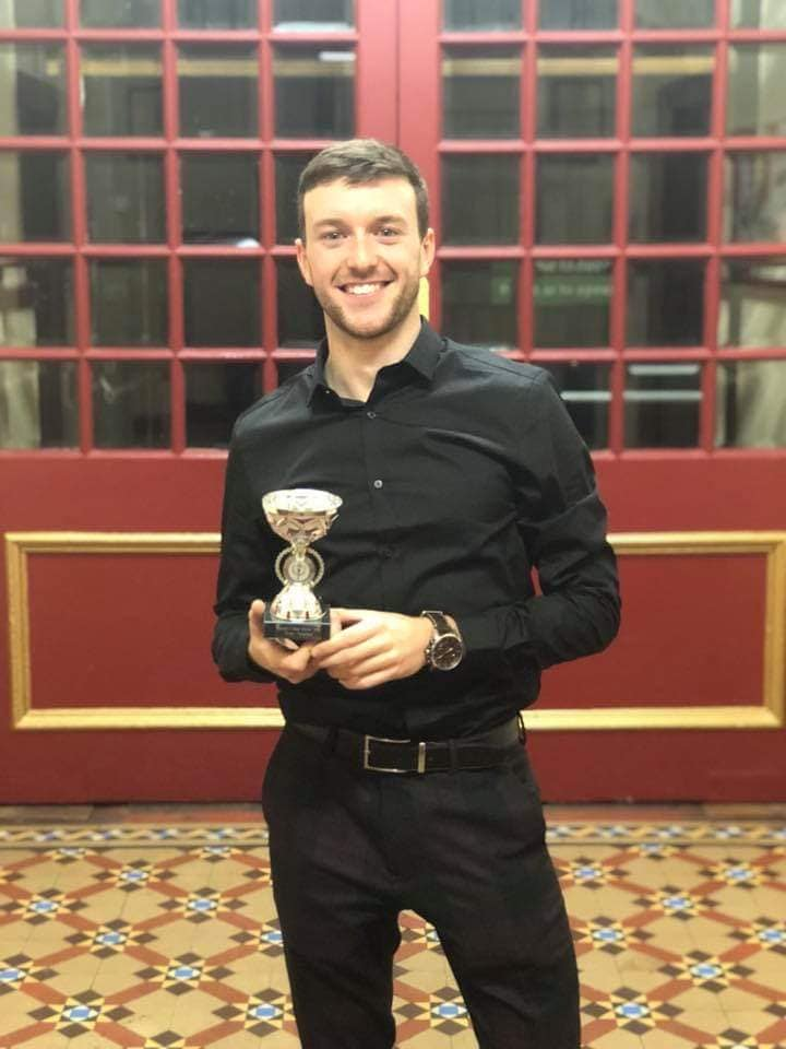 Stuart Paterson, Male Athlete of the Year
