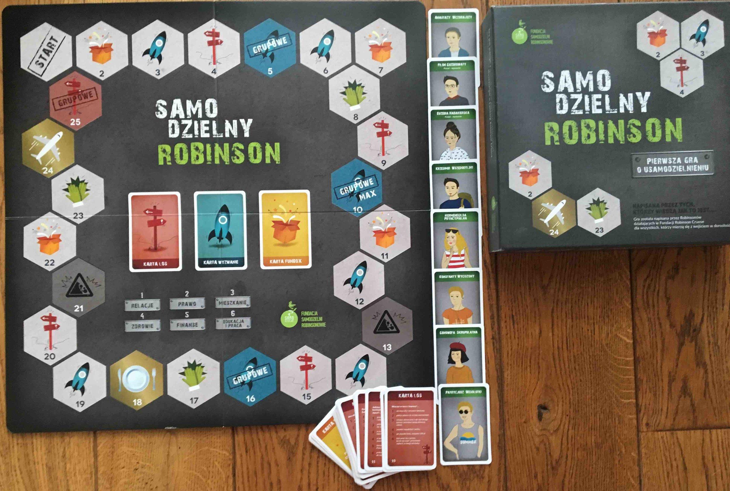 Gra Samodzielny Robinson plansza kart Pudelko.jpg