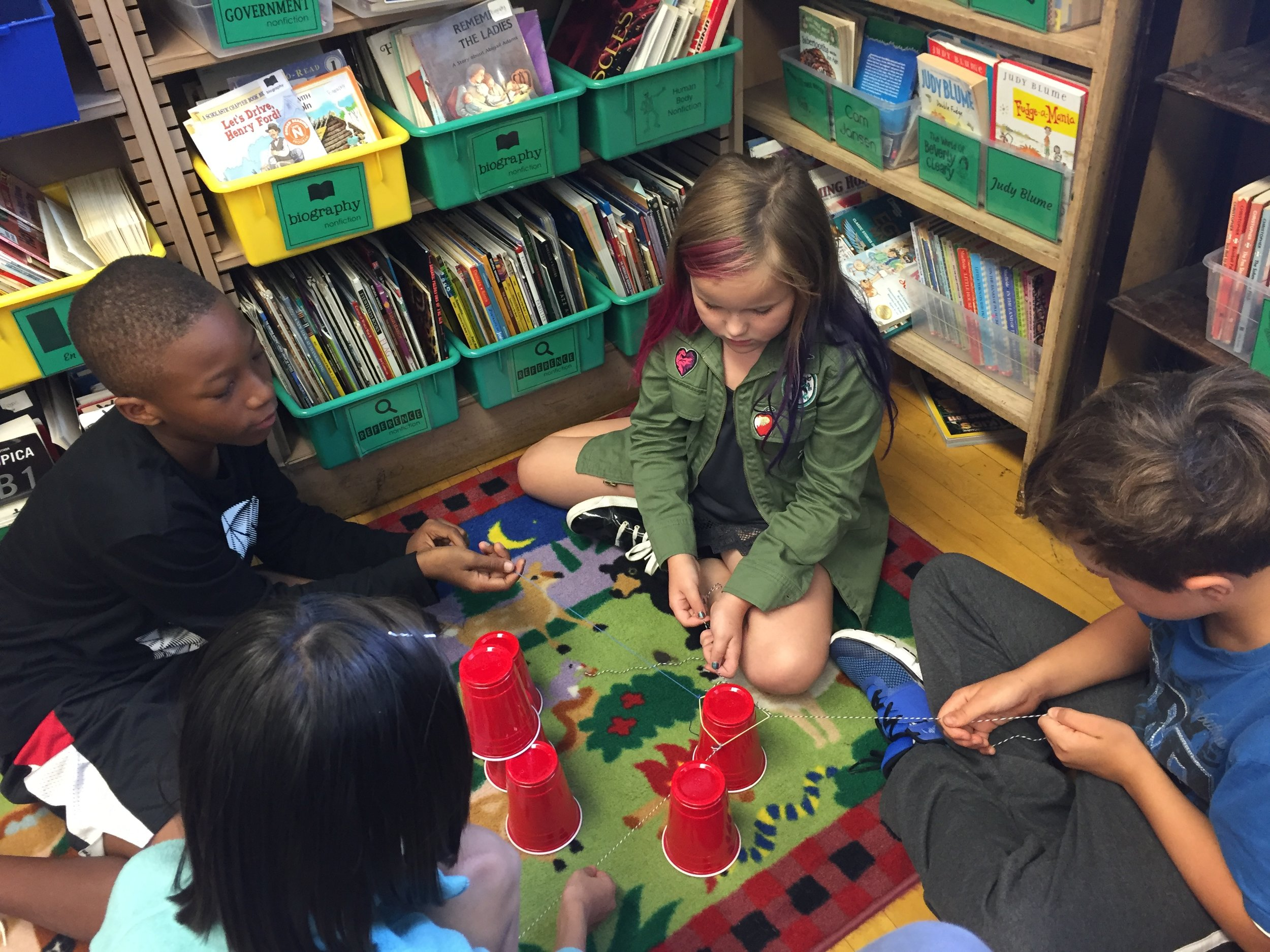 Students learn in a variety of ways. There are many outside resources that may be helpful!