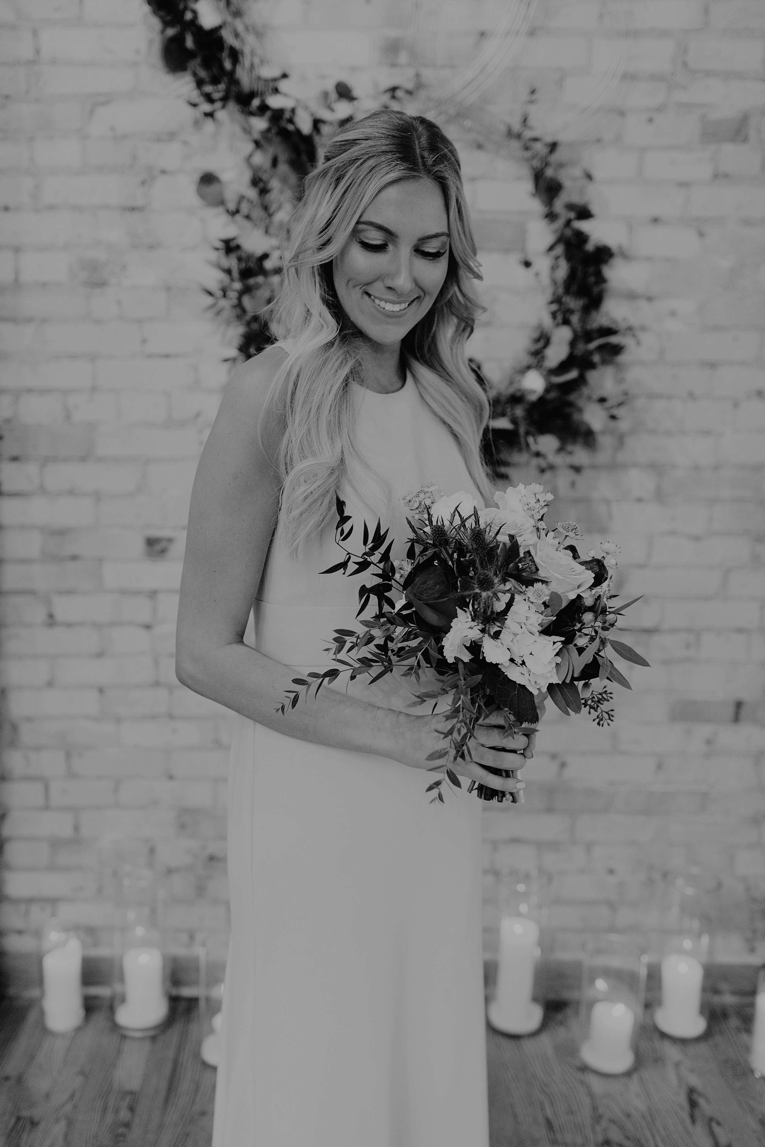 Emma and Buster Elopement - Bridemaid Portrait 3 - by Nikki Kate Photography.jpg