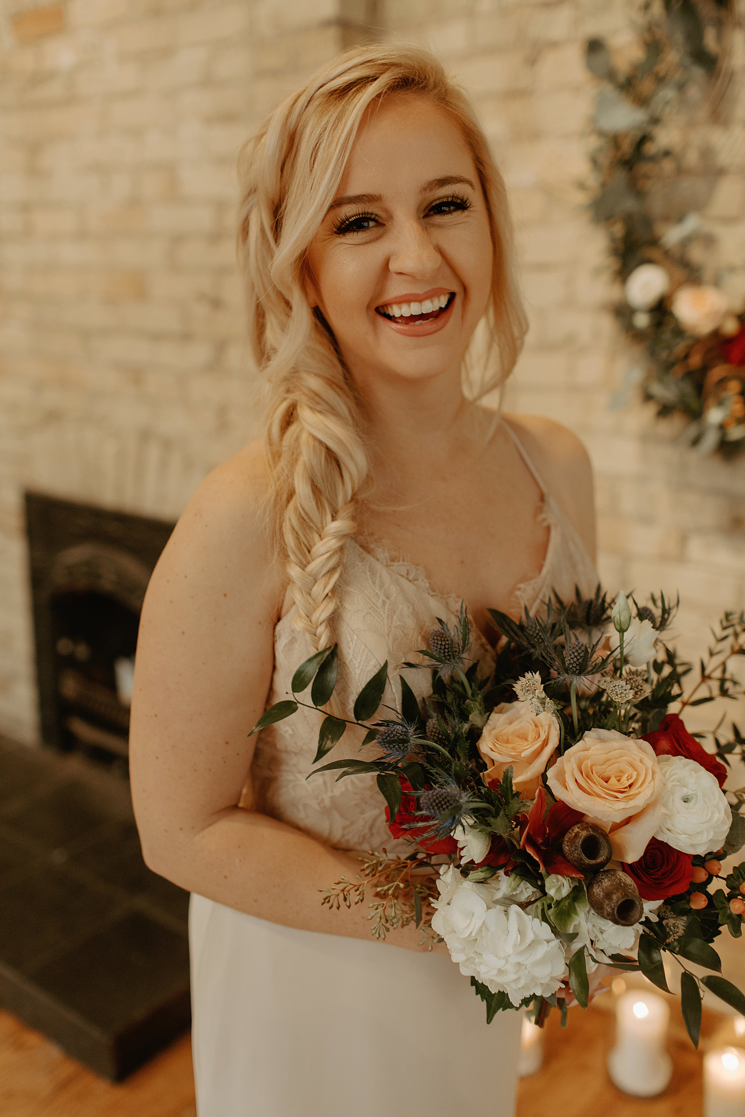 Emma and Buster Elopement - Bridemaid Portrait 4 - by Nikki Kate Photography.jpg