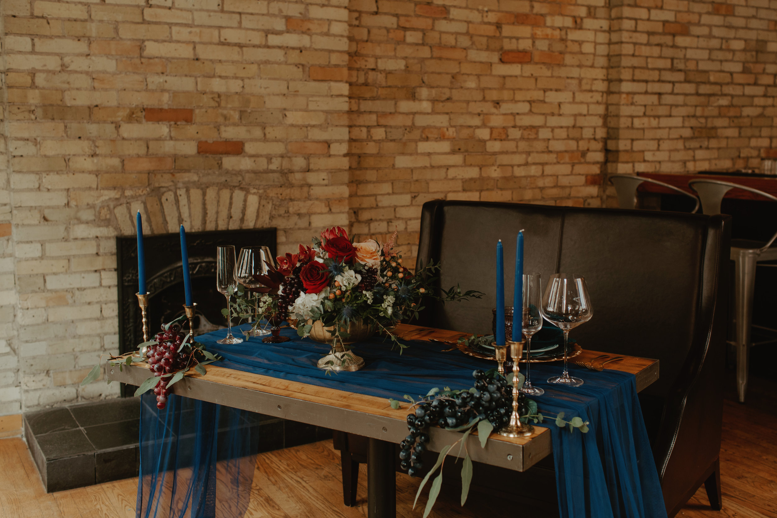 Emma and Buster Elopement - Sweetheart Table 3 - by Nikki Kate Photography.jpg