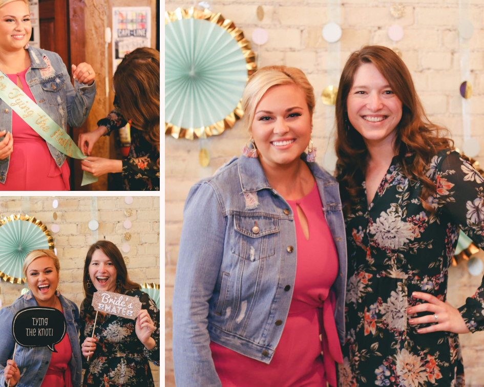 Nautical Bridal Shower at Vino Etcetera in Oconomowoc Wisconsin - The Bride and Her Wedding Planner