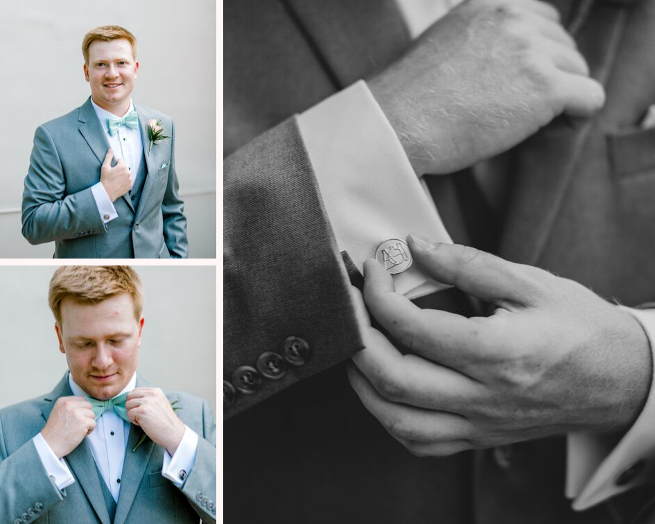groom portraits and detail shots  from a lake club wedding at the Oconomowoc Lake Club in Wisconsin - Wedding planned by Natural Elegance LLC and Photo by Faith Photography.png
