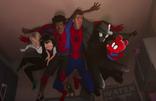 Into The Spider-Verse: The Spider-Man Remake I Didn't Know I Needed   Medium