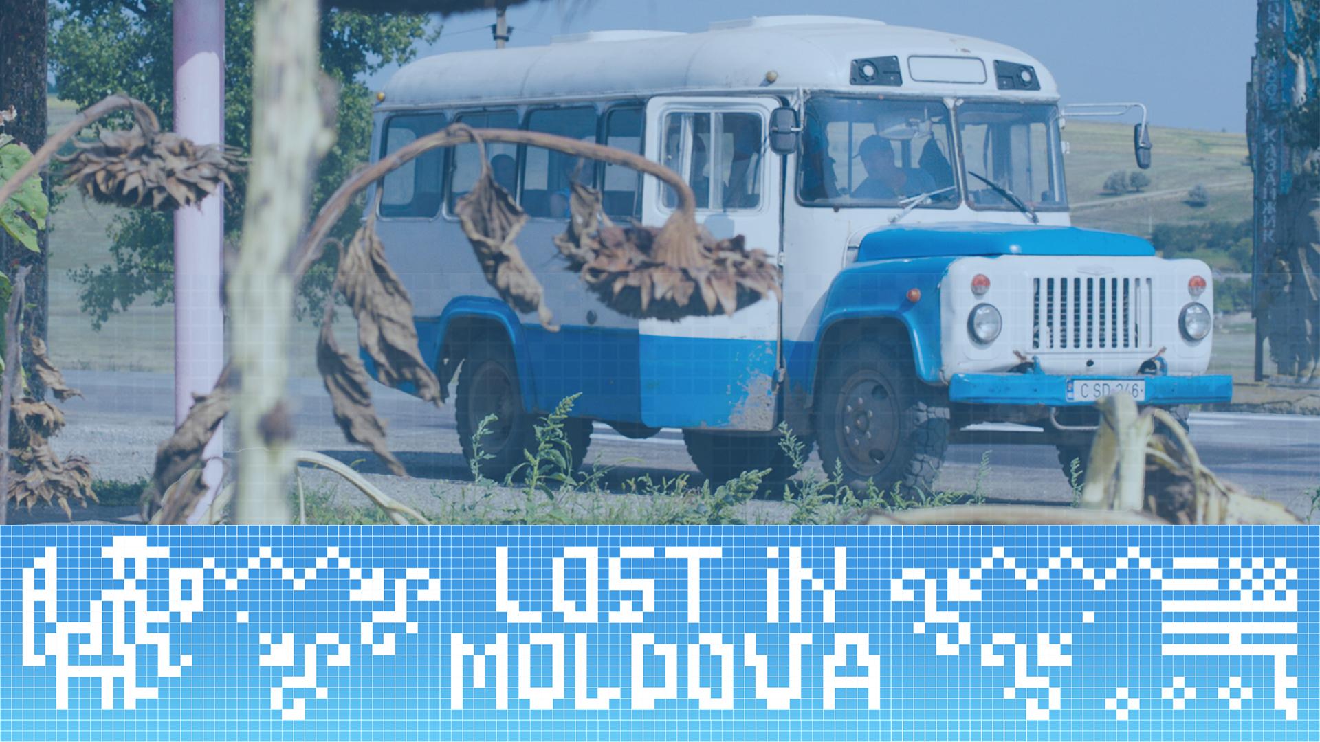 Lost in Moldova - web seriesassociate producerwww.lostinmoldova.com